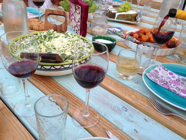 Eat with in Tel Aviv