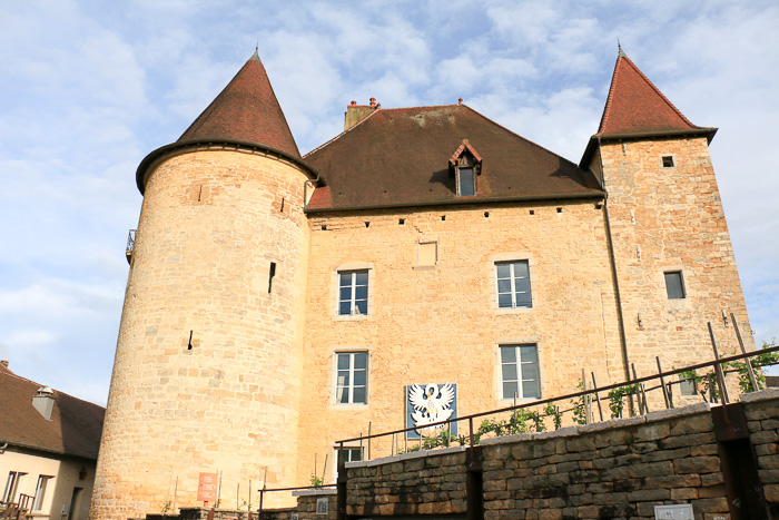 Weinmuseum im Château Pecauld