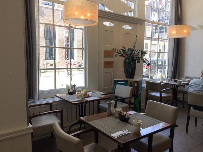 Restaurant Radisson Blu Amsterdam