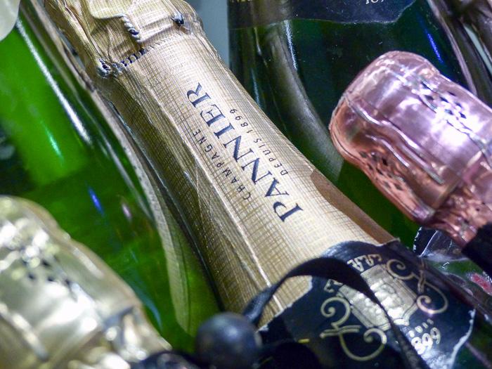 Champagner-Bar