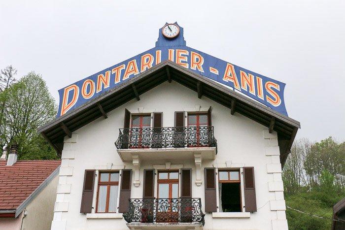 Die letzte noch produzierende Destillerie in Pontalier (Jura): Guy