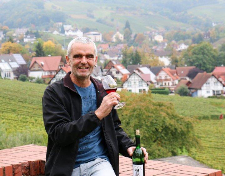 Hansi vom Klostergut Schelzberg