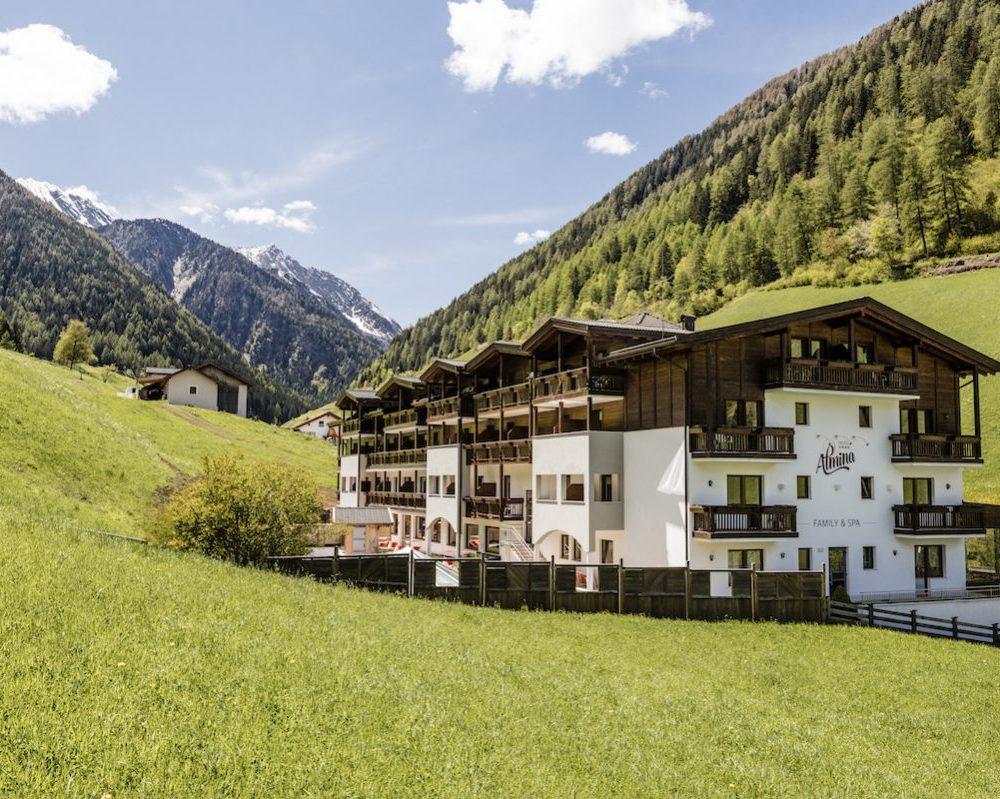 Hotel Almina: Natur pur im Jaufental