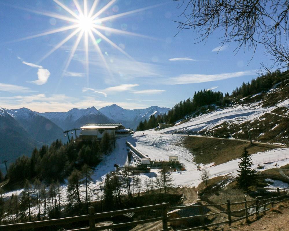 Südtirol: Winterwandern in Sterzing-Ratschings +Video