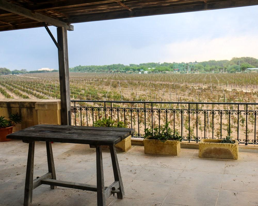 Wein aus Malta