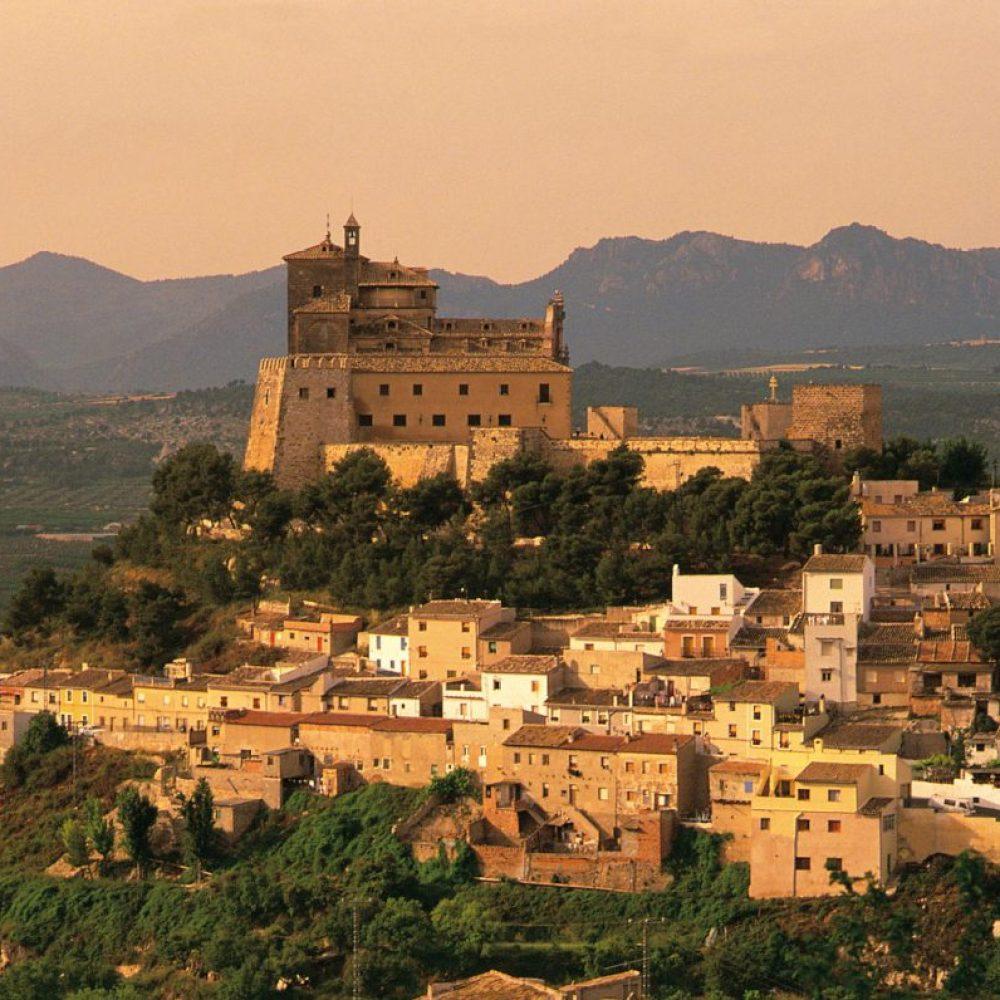 Die schönsten Weinstraßen Spanien