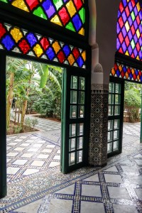 Farbenfroh: Bahia-Palast