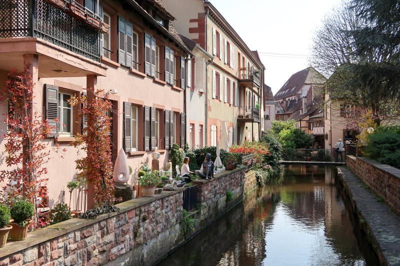 Wissembourg, nur ein Katzensprung von Bad Bergzabern
