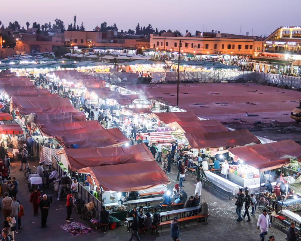 Marrakesch – Zauber aus 1001 Nacht?