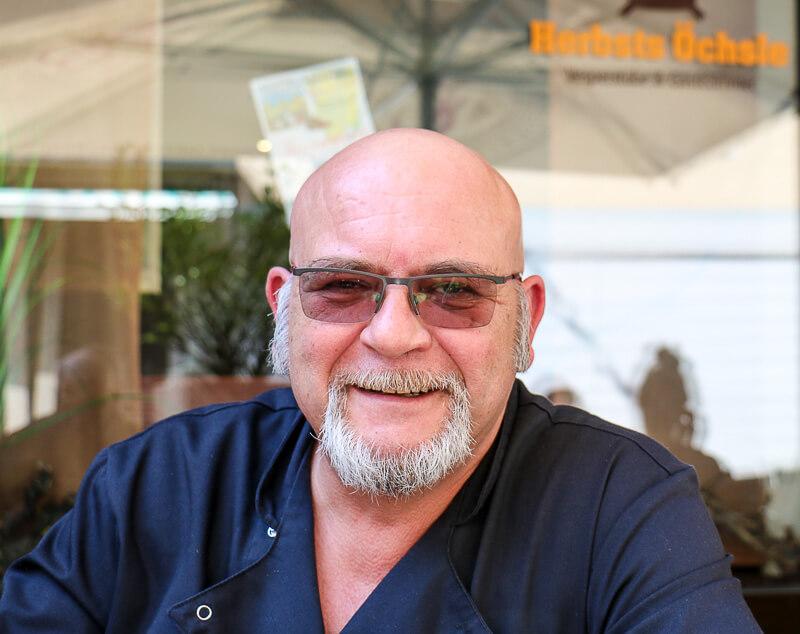 Metzgermeister Wolfgang Herbst