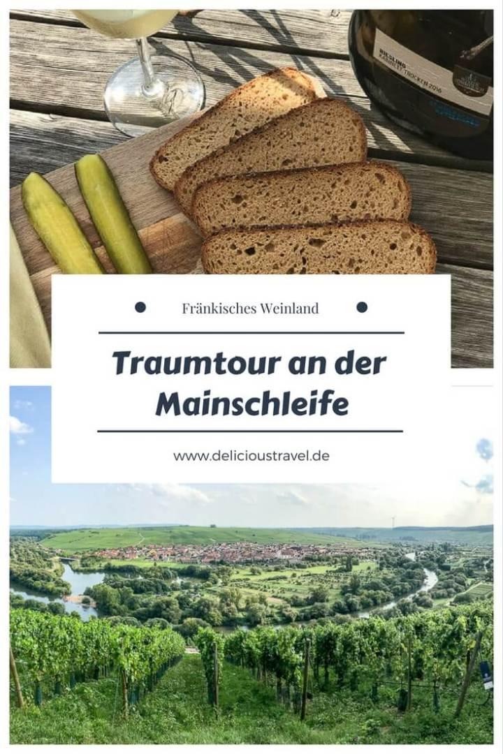 Mainschleife Volkach