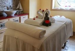 Massage im Spa