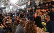 De Hallen - Paradies für Foodies in Amsterdam