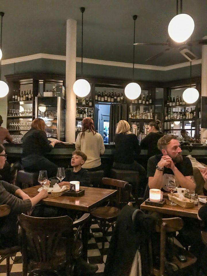 Wein-Café Engel, im Viertel, Bremen