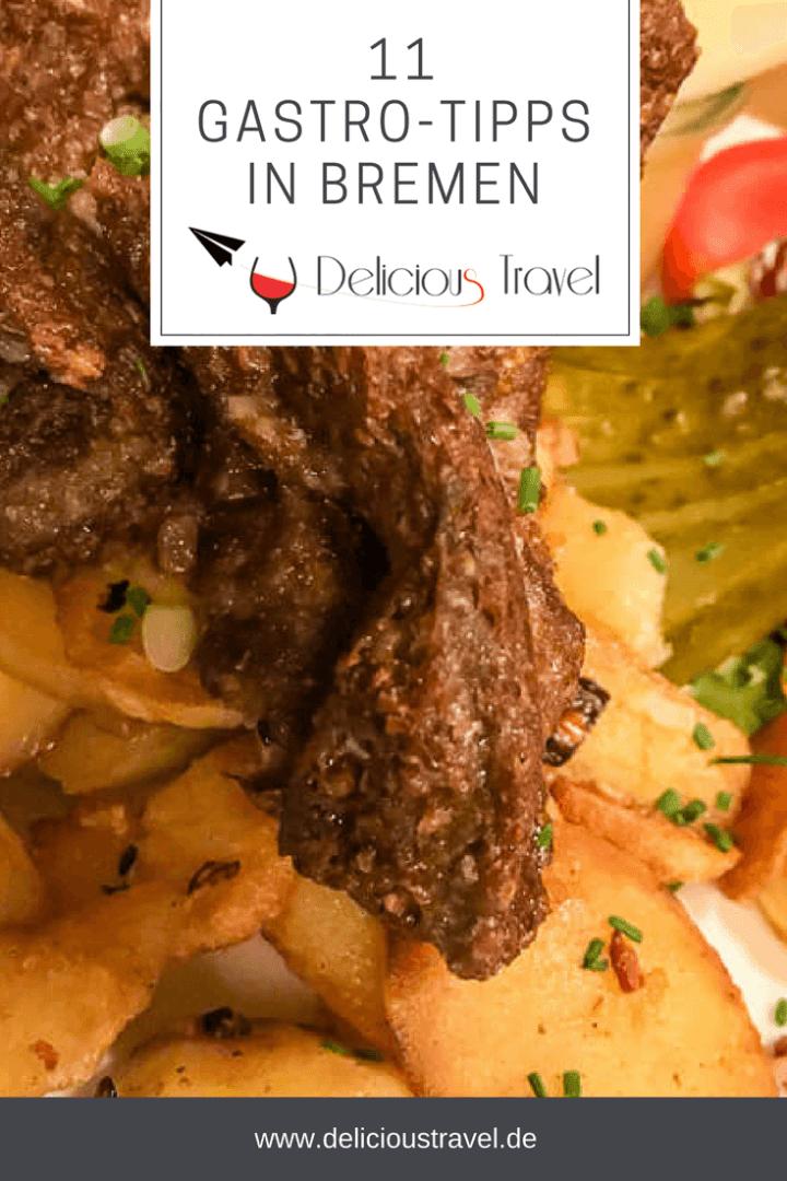 Ein ganzes Wochenende haben wir uns durch Cafés, Restaurants, Weinbars und Kneipen von Bremen probiert. Hier sind unsere Highlights als Empfehlung. #tasteBremen #Bremenerleben #delicioustravel #genussreisetipps