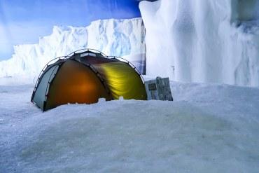 Klimahaus Bremerhaven: Antarktis