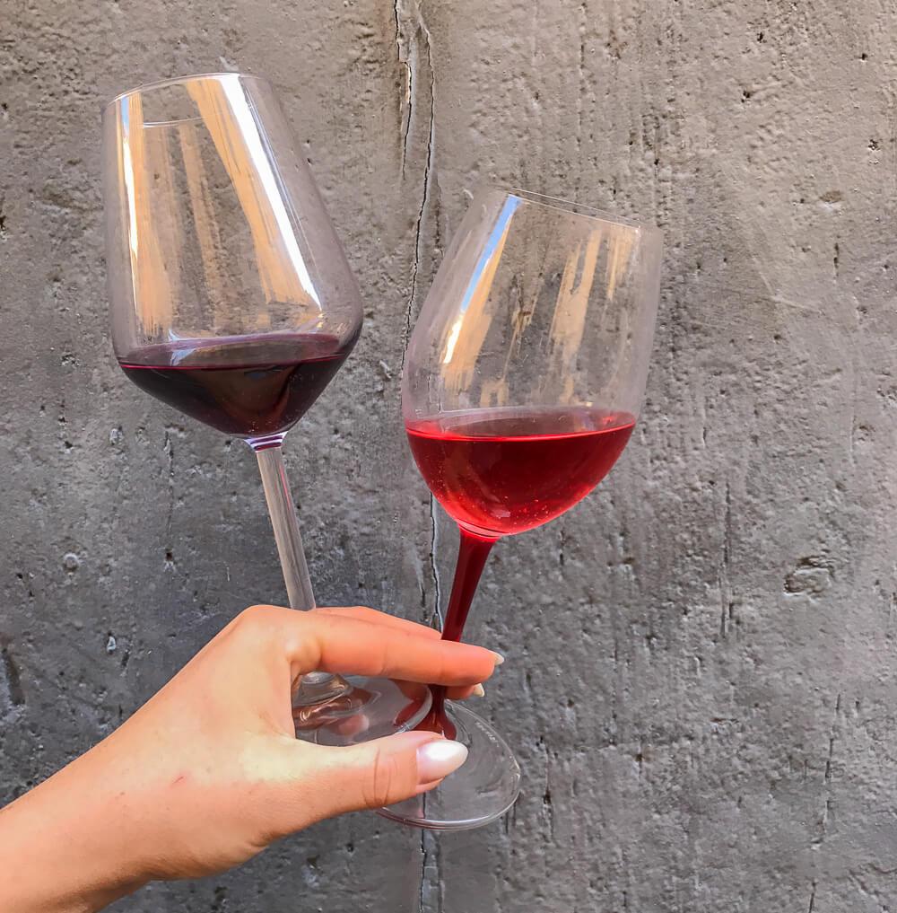 2 Shades of Lambrusco: Der bekannte Wein kann auch seriös ...