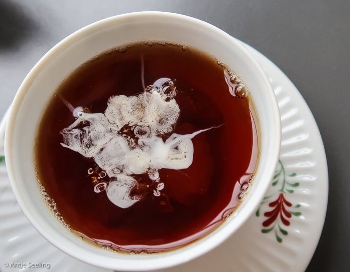 Wulkjes Ostfriesen Teezeremonie