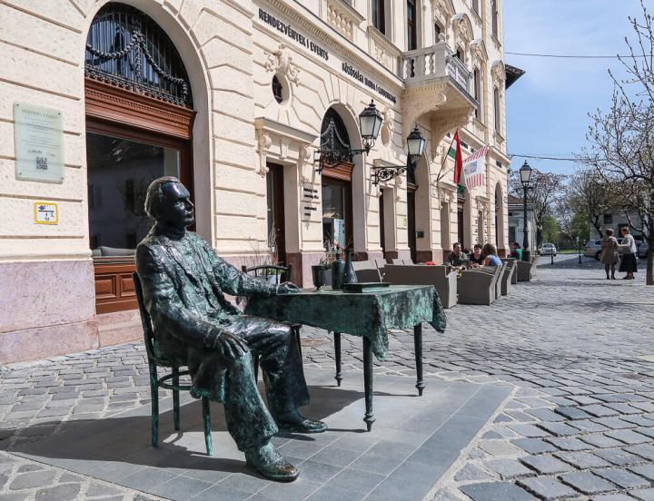 Kunst im Quartier Óbuda
