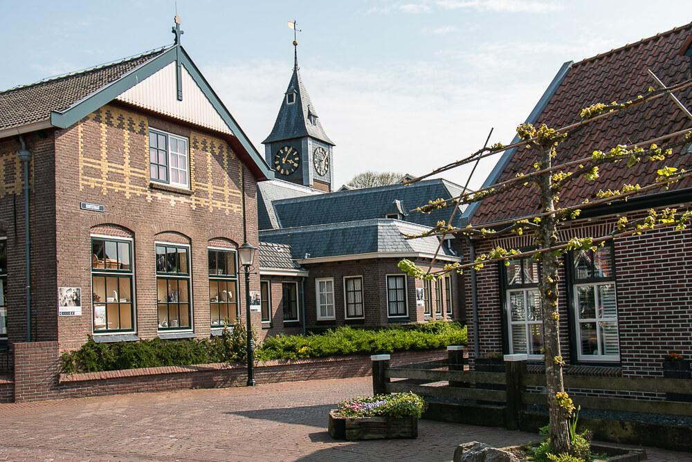 Fischerdorf Urk, Flevoland