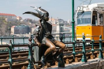 Sehenswürdigkeiten Budapest: kleine Prinzessin