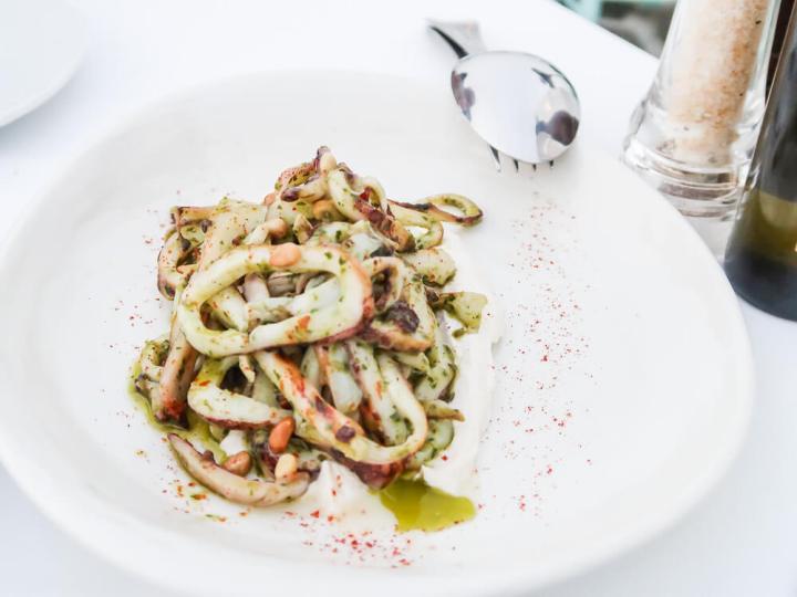 Kalamari Salat