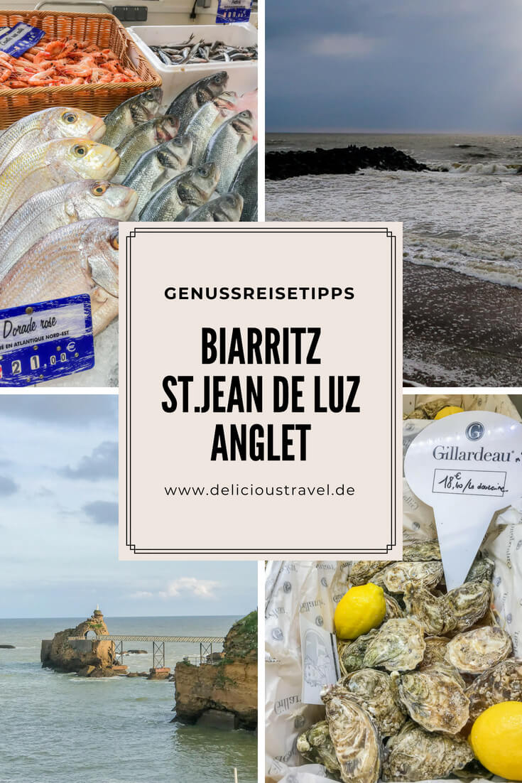 Genussreisetipps St-Jean-de-Luz