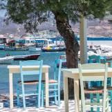 Strandtaverne auf Milos