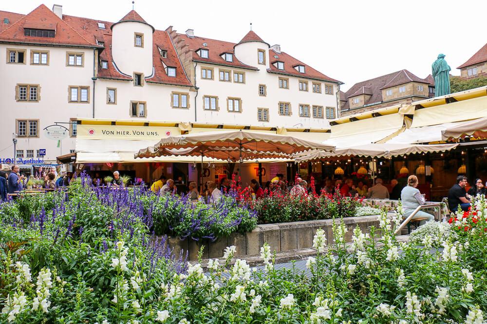 Stuttgarter Weindorf – Genuss-Mekka im Herzen der City