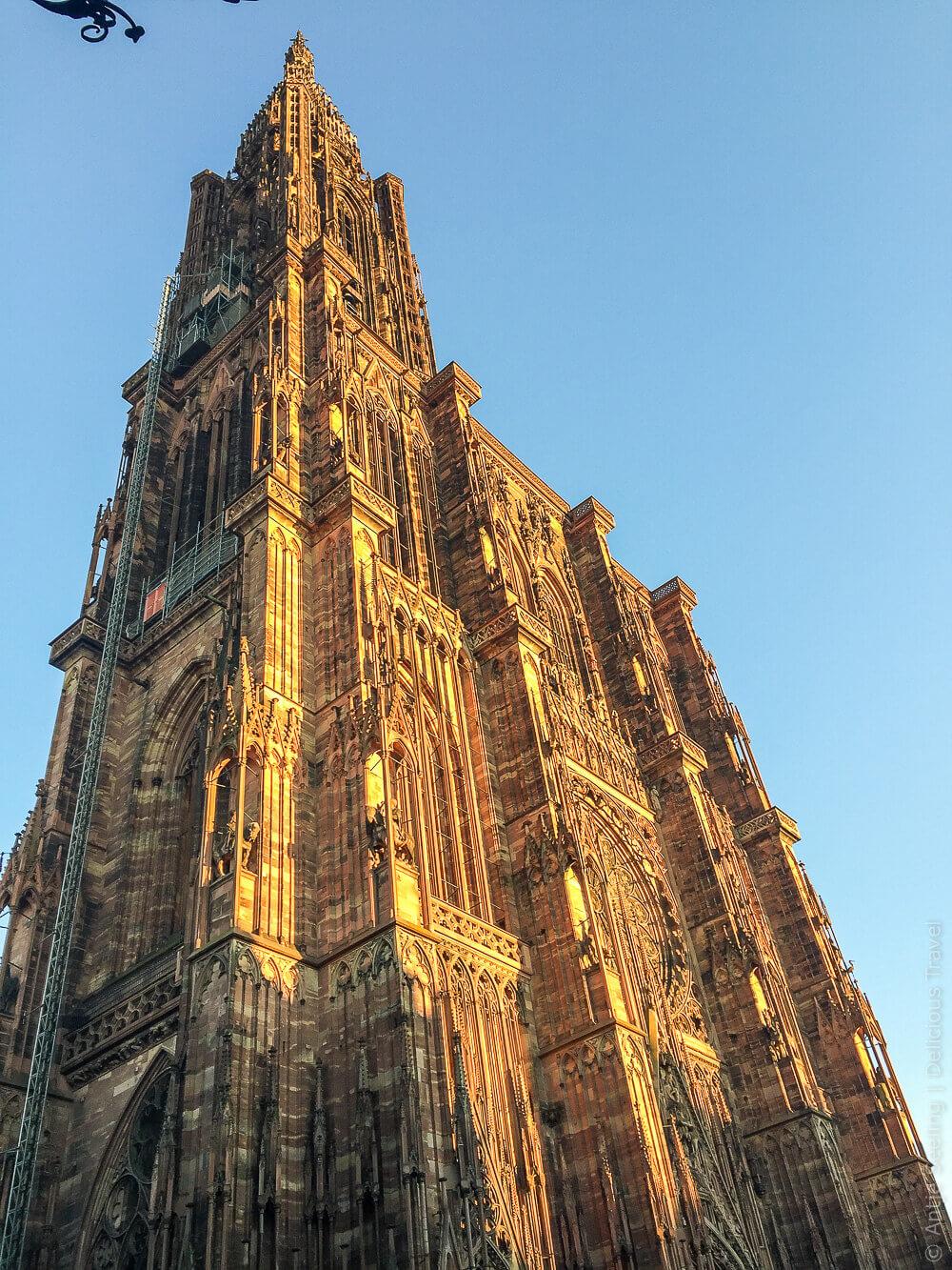 Kathedrale Strasbourg