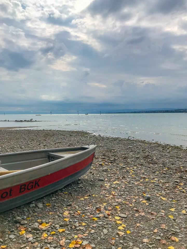 Seegang-Premiumwanderweg Bodensee