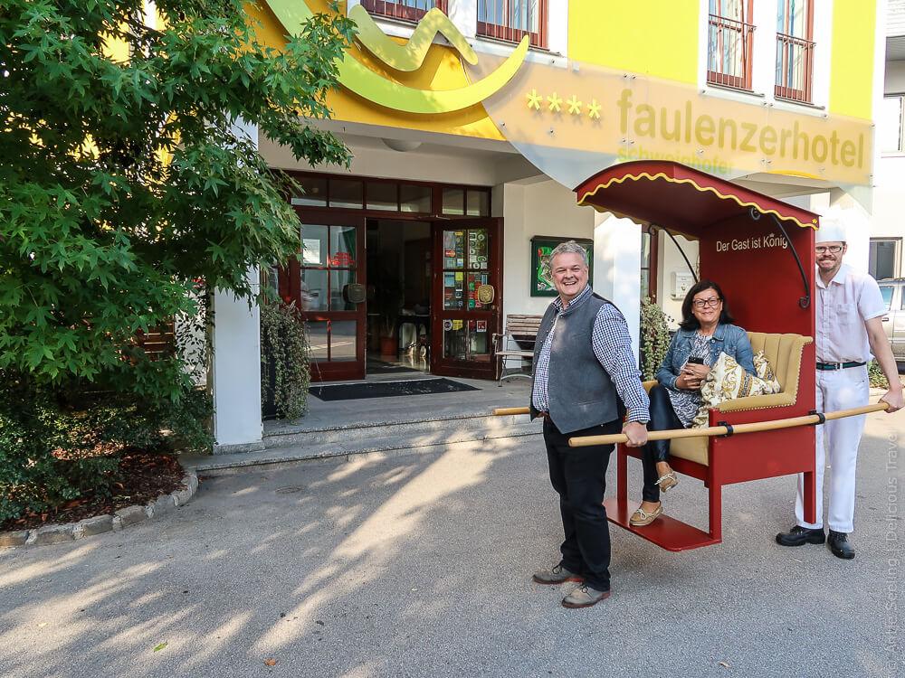 Faulenzerhotel Waldviertel