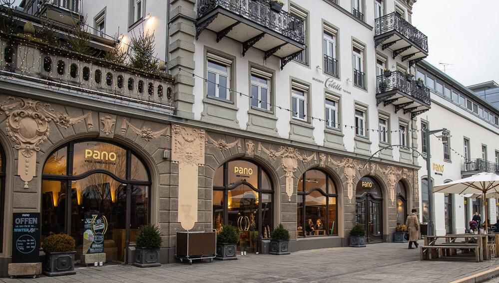 Café in Konstanz
