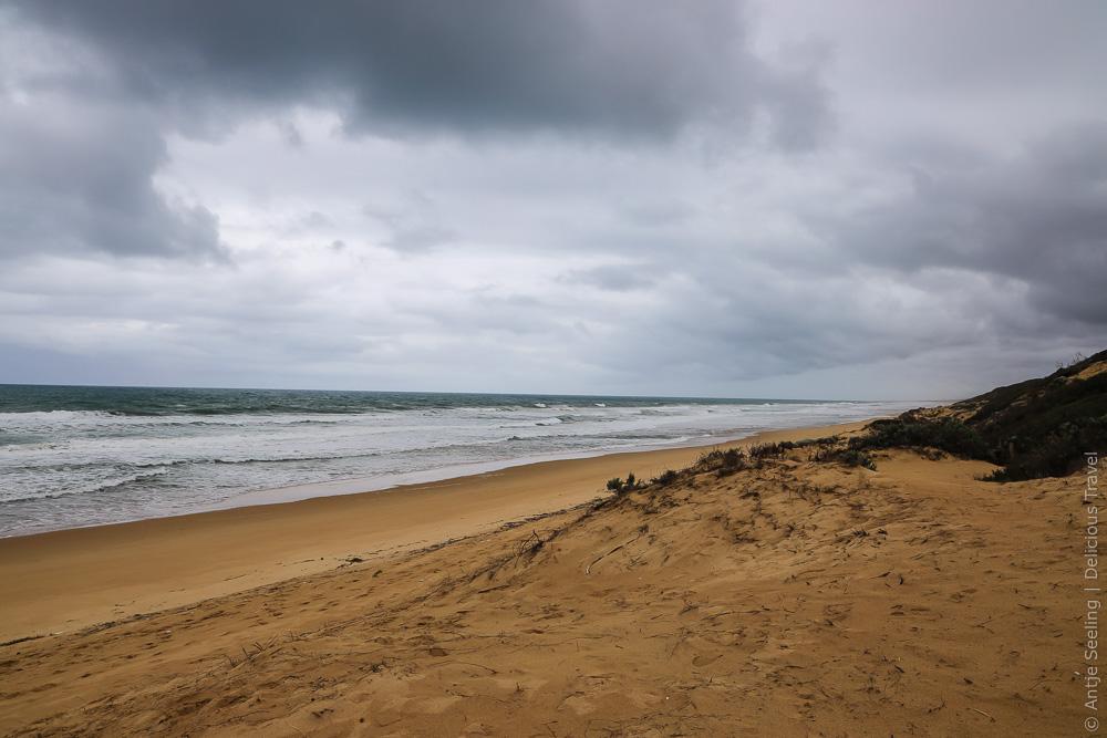 Ninety Mile Beach, Victoria, Australien