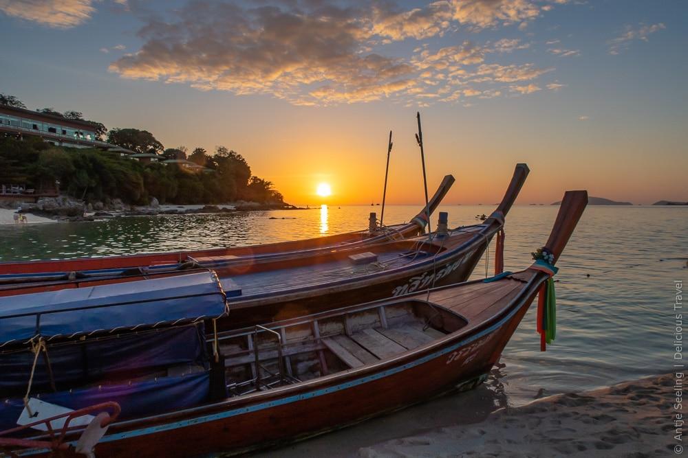Sonnenuntergang auf Koh Lipe