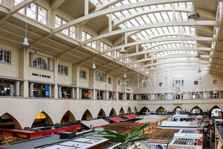 Markthalle Stuttgart