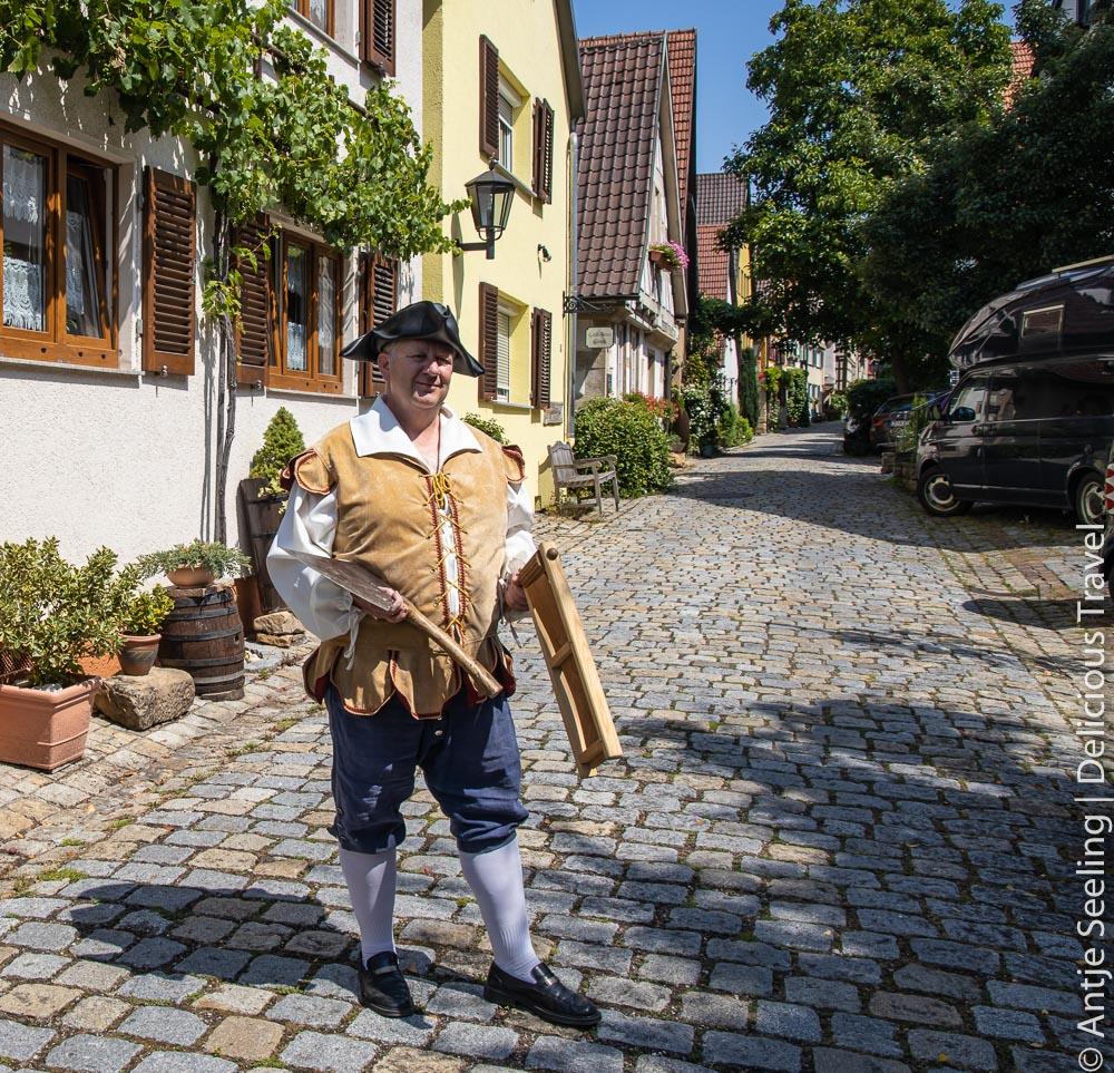 Stadtführungen mit Marbacher Originalen