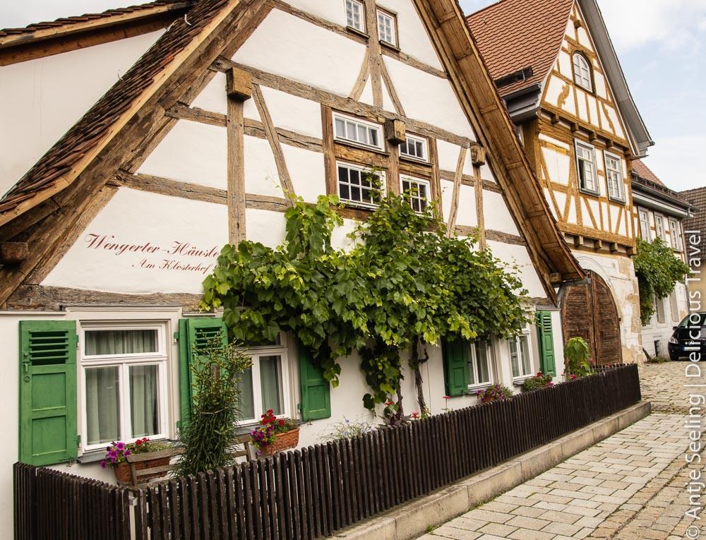 Altes Wengerterhaus