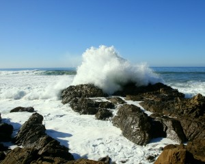 Pismo Beach Waves