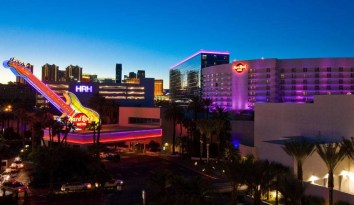 Hard Rock Hotel and Casino Las Vegas Nevada