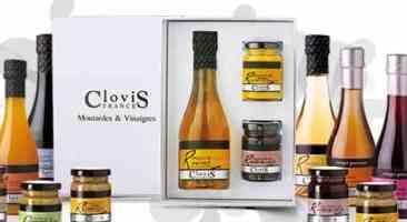 Vinaigrettes Clovis