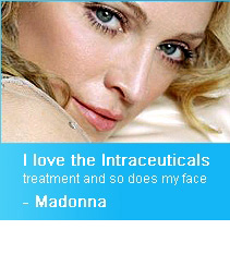 Madonna et Intraceutical
