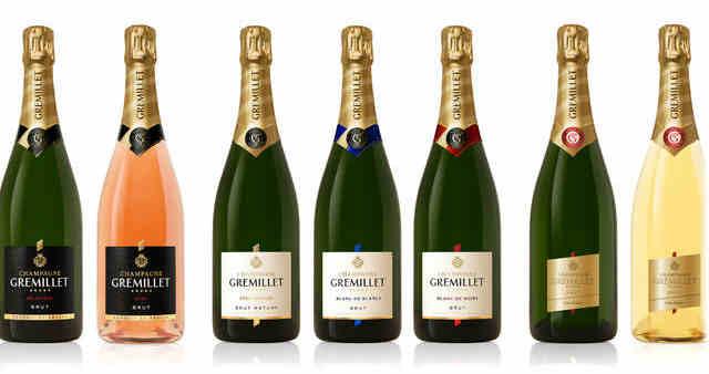 Les champagnes Gremillet, lance le duo personnalisable