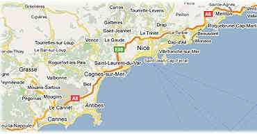 Antibes-Juans-les-pins-musee-picasso-carte
