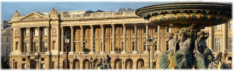 L'Hôtel du Crillon sous les lumières, spot sur les palaces parisiens