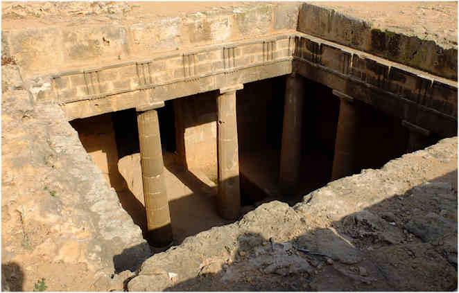 Chypre-tombeau-des-rois