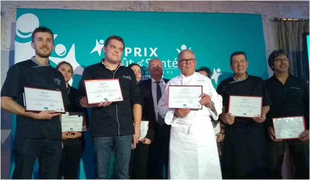 16ème Prix Goût et Santé organisé par la Maaf