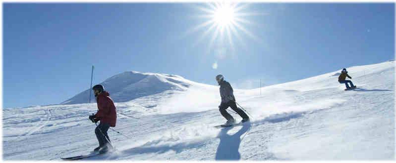 Vacances aux sports d'hiver : UberSki, taxi au tarif fixe
