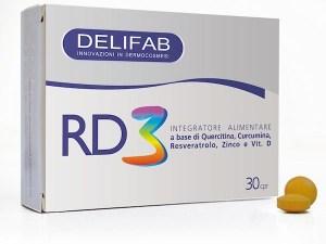 delifab, elifab, rd3, resveratrolo, covid, antiossidante, immunostimolante, integratore