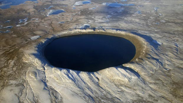 earth-impact-crater